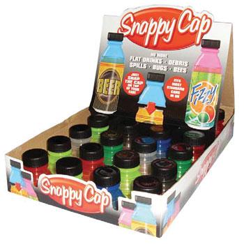 Snappy Caps