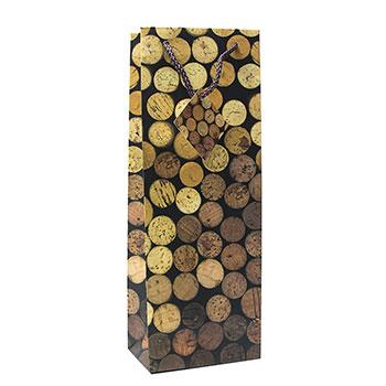 Premium Wine Corks Gift Bag