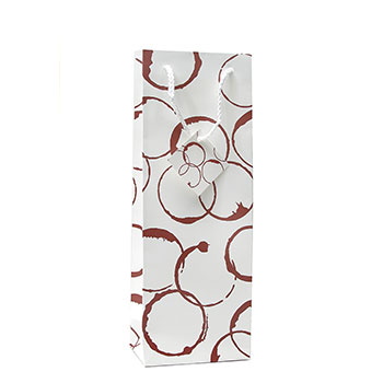 Red Wine Stains Gift Bag